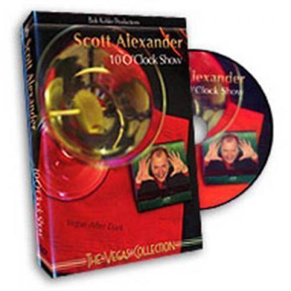 10 O'Clock Hour by Scott Alexander - DVD