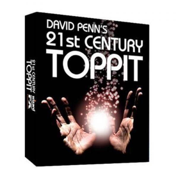 21st Century Toppit (with DVD and LEFT Handed Topit) by David Penn - DVD