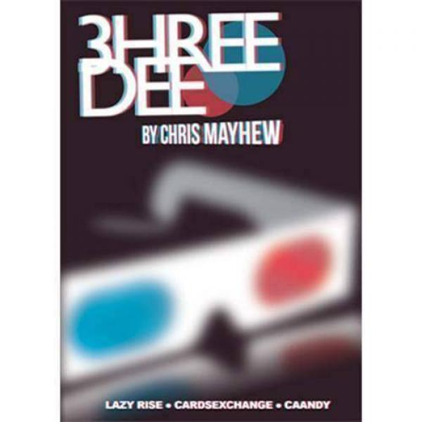 3hree Dee by Chris Mayhew & Vanishing Inc - DV...