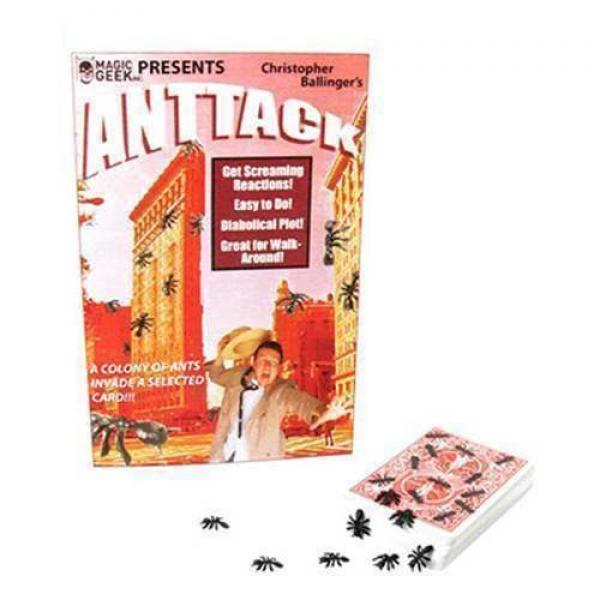 Anttack by Christopher Ballinger