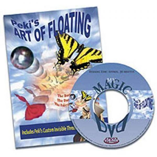 Art of Floating DVD by Peki