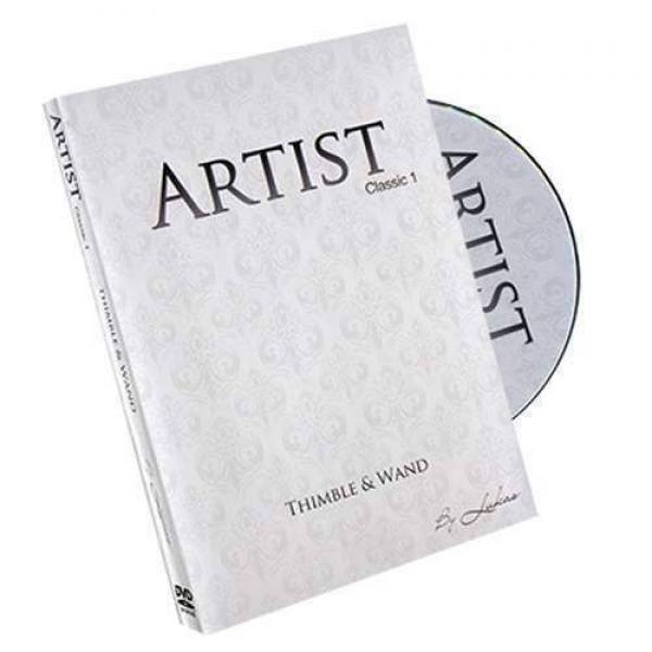 Artist Classic Vol 1 (Thimble & Wand)(DVD and Booklet) by Lukas