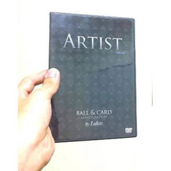 Artist Visual: Ball & Card Manipulation by Luk...