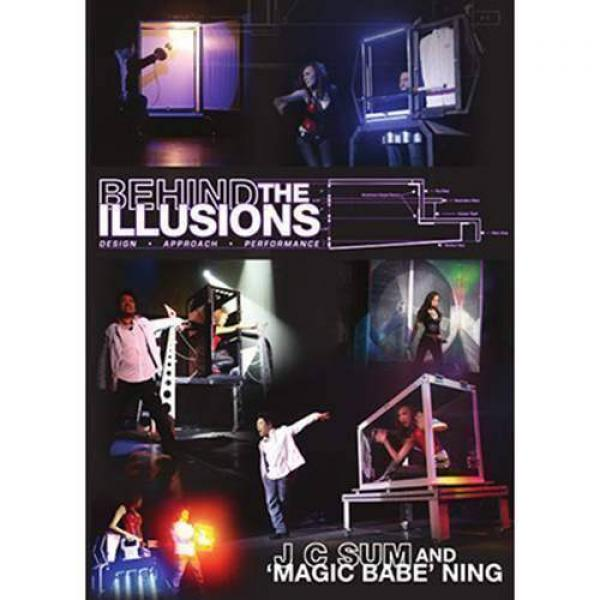 """Behind the Illusions by JC Sum & """"Magic B..."""