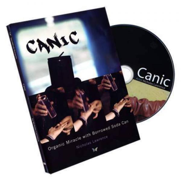 Canic (DVD and Gimmick) by Nicholas Lawrence and S...