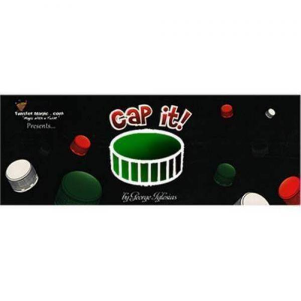 CAP IT (Green) by Twister Magic