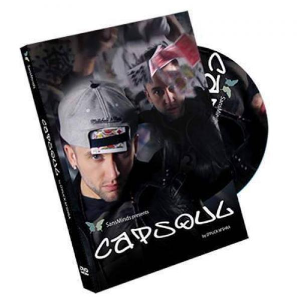 Capsoul (DVD and Gimmick) by Deepak Mishra and San...