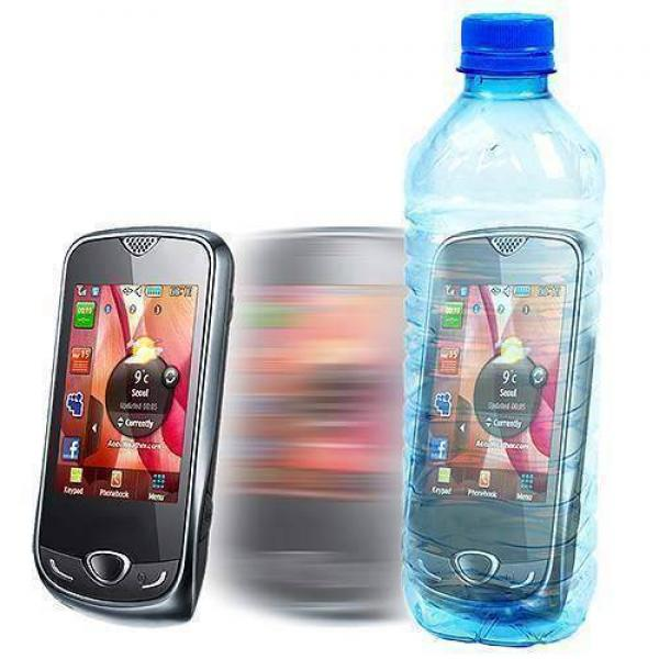 Cell-Phone into the Bottle
