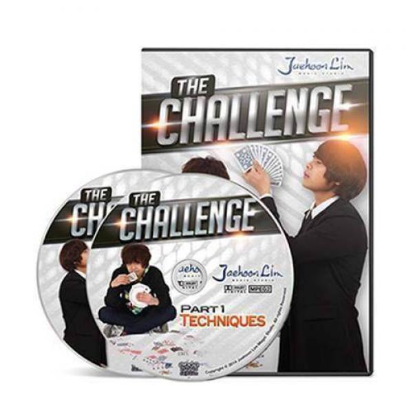 Challenge (2 DVD Set + Card packet) by Jaehoon Lim