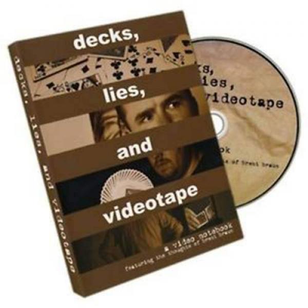 Decks, Lies and Videotape By Brent Braun - DVD