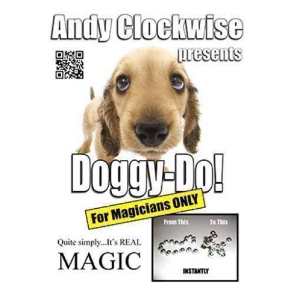 Doggy-Do! by Andy Clockwise (DVD & Gimmick)