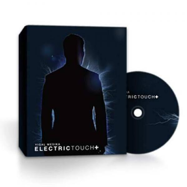 Electric Touch (Versione Plus) DVD and Gimmick by ...