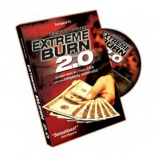 Extreme Burn 2.0 by Richard Sanders - DVD and Gimm...