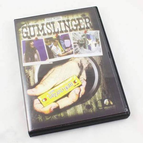 GumSlinger (Gimmick & Video)