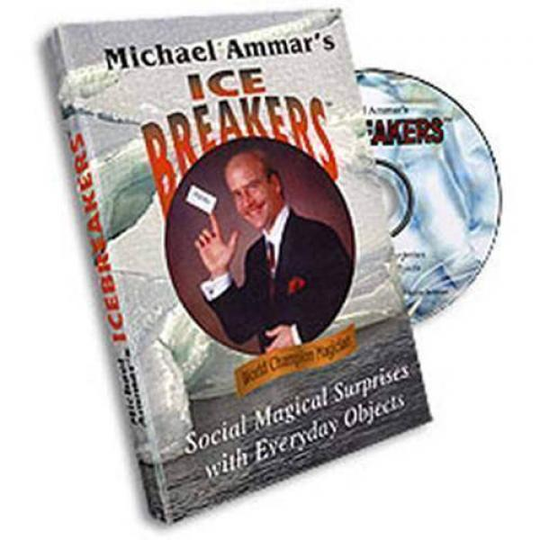 Ice Breakers by Michael Ammar - DVD