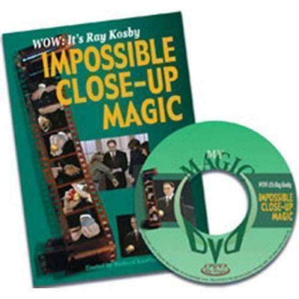 Impossible Close Up by Ray Kosby (DVD)