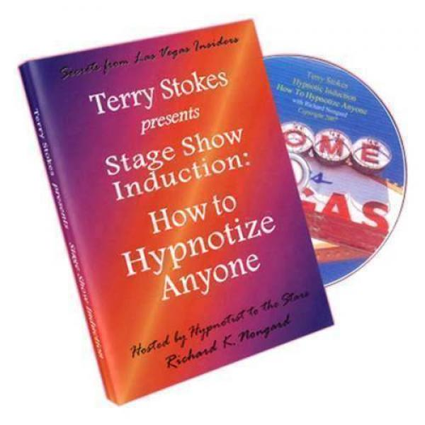 Induction And How To Hypnotize Anyone by Terry Stokes