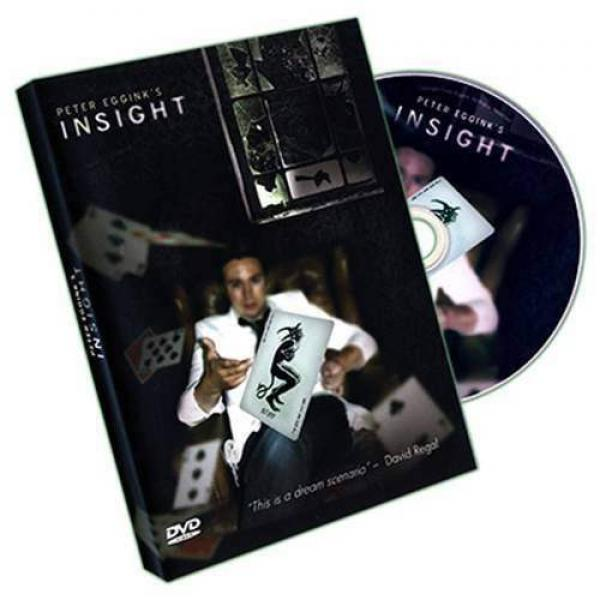 Insight - Cards and DVD by Peter Eggink