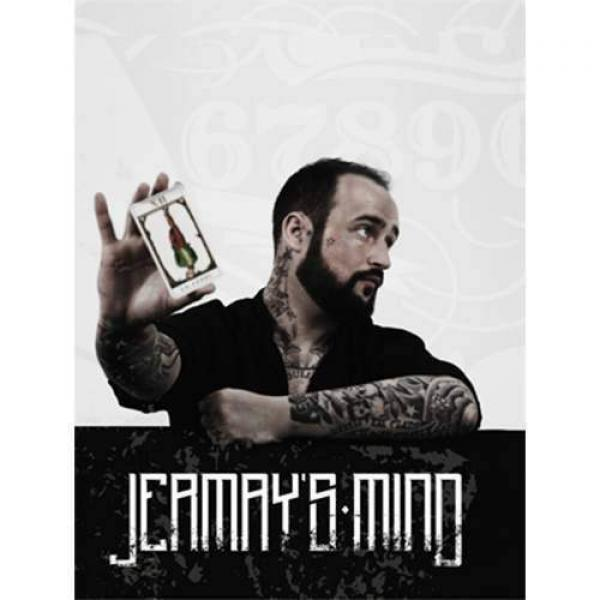 Jermay's Mind by Luke Jermay and Vanishing Inc. - 4 DVD set