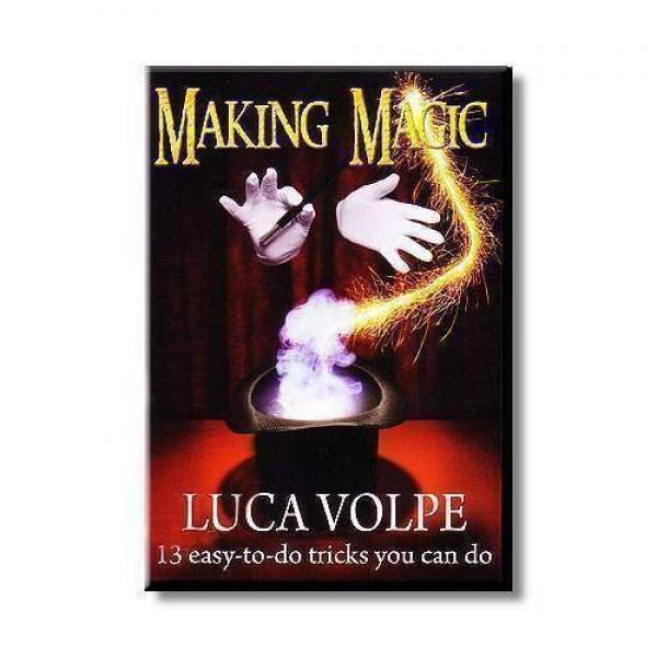 Luca Volpe - Making magic