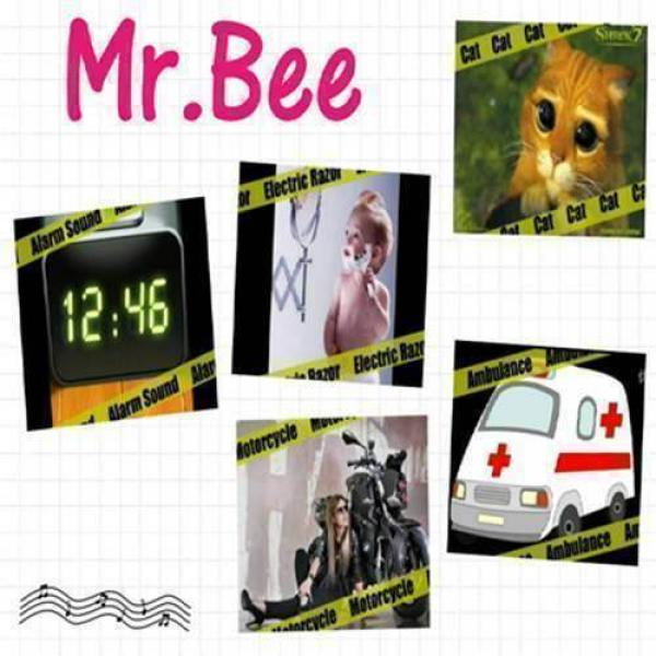 Mr.Bee (DVD & Gimmicks) by Albert