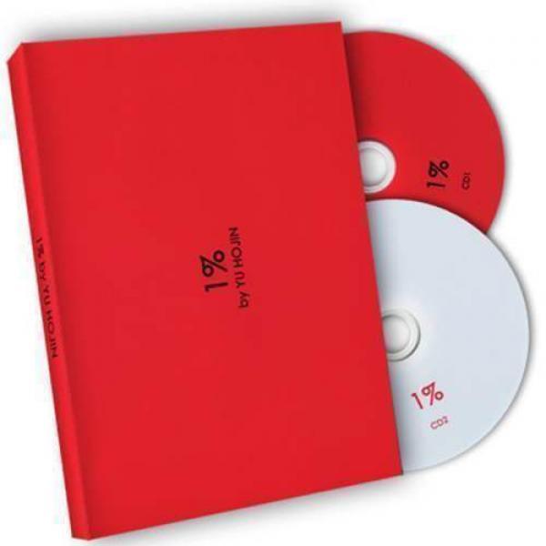 One Percent 2 DVD set by Yu Ho Jin - DVD