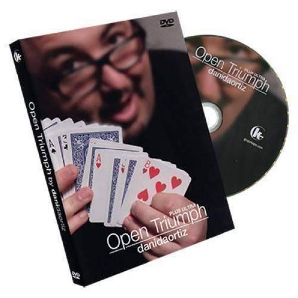 Open Triumph by Dani DaOrtiz (DVD)