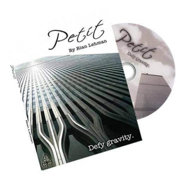 Petit by Rian Lehman (DVD & Gimmick)
