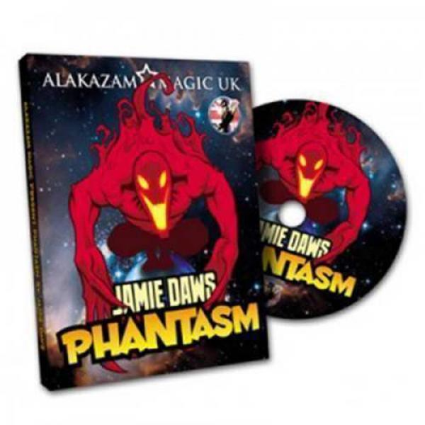 Phantasm by Jamie Daws Alakazam - DVD and Gimmick