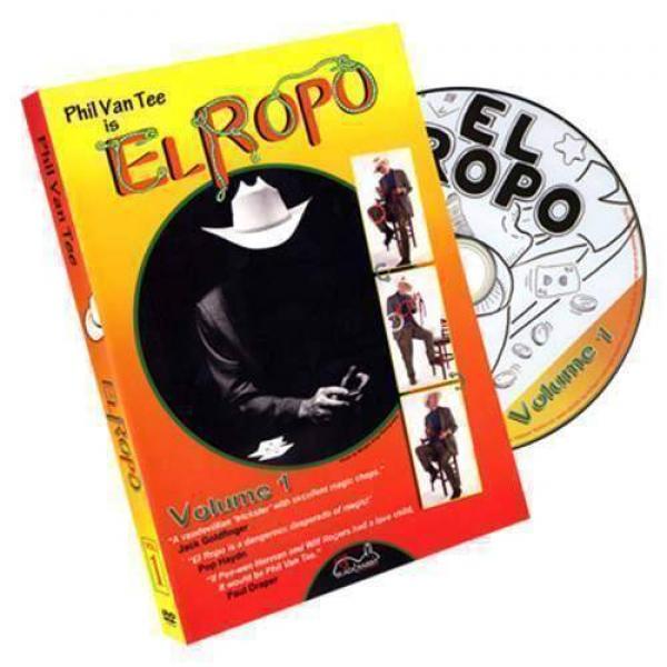 Phil Van Tee is El Ropo Volume 1 by Phil Van Tee (DVD)