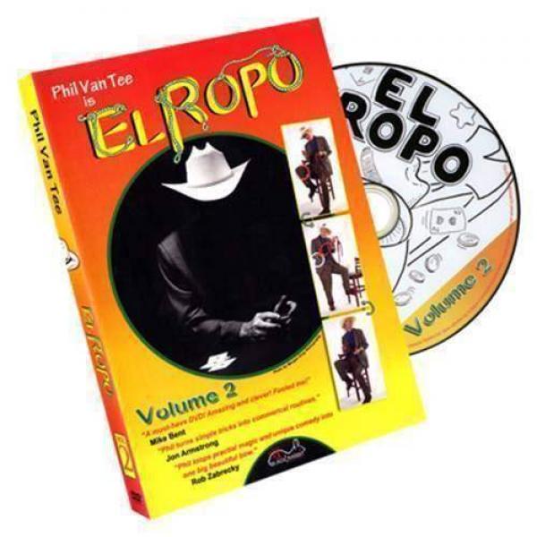 Phil Van Tee is El Ropo Volume 2 by Phil Van Tee (DVD)
