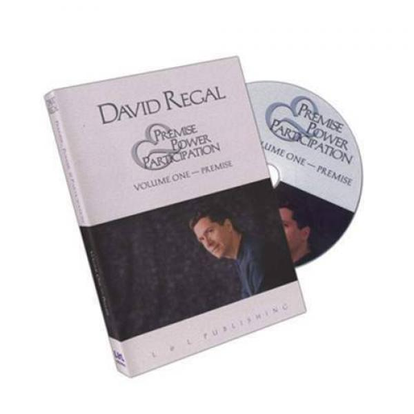 Premise Power & Participation Vol. 1 by David Regal and L & L Publishing - DVD