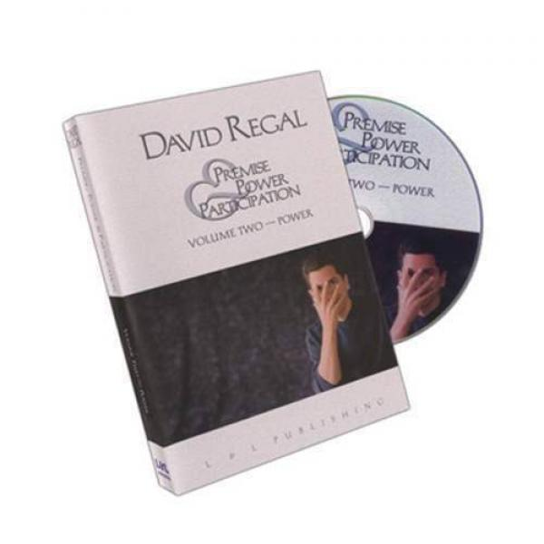 Premise Power & Participation Vol. 2 by David Regal and L & L Publishing - DVD