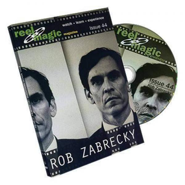 Reel Magic (Rob Zabrecky) - DVD