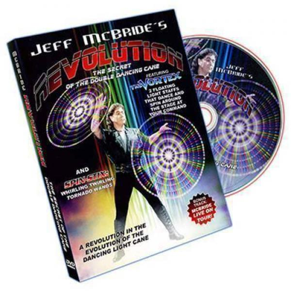 Revolution DVD - Jeff McBride