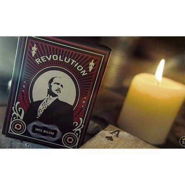 Revolution (Gimmick and Online Instructions) by Gr...