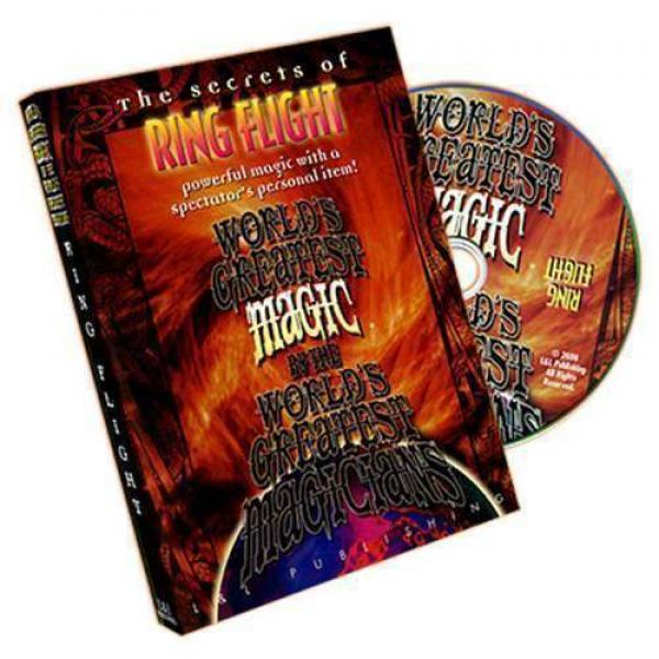 Ring Flight (World's Greatest Magic) - DVD
