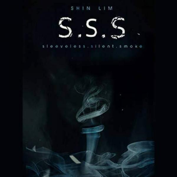 S.S.S. (SSS) by Shin Lim (DVD + Gimmick)