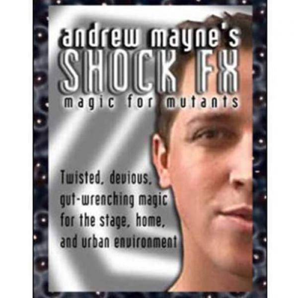Shock FX with Andrew Mayne (DVD)