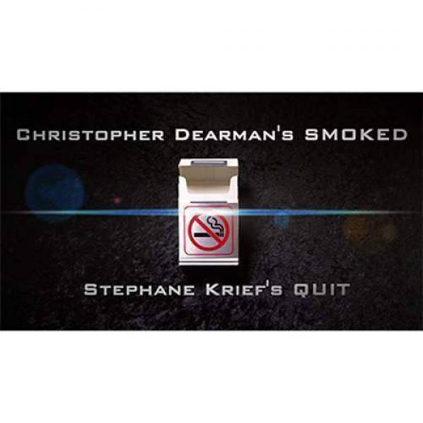 Smoked 2.0 - Gimmick,DVD & Book by Christopher...