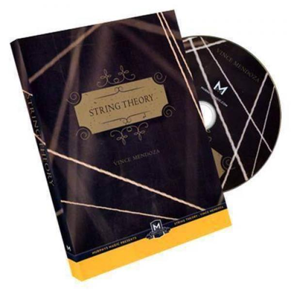 String Theory by Vince Mendoza - DVD and Gimmick