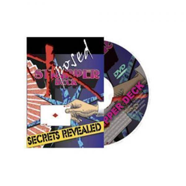 Stripper Deck DVD - Secrets