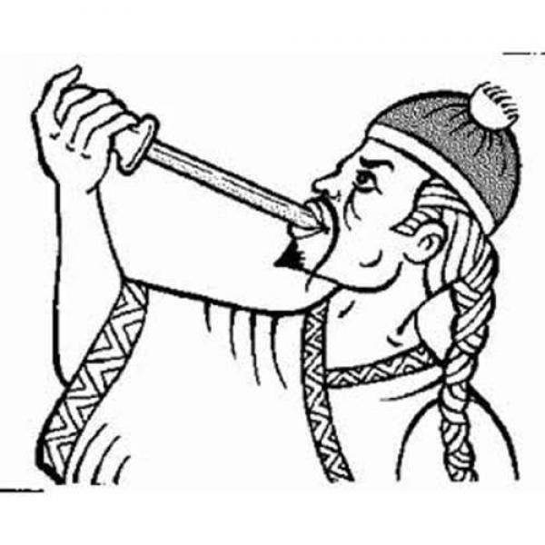 Il mangiatore di spade - Super Swallowing Sword - Metal handle
