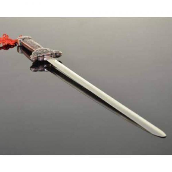 Super Swallowing Sword - Metal handle