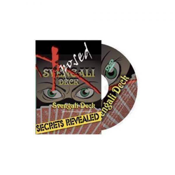 Svengali Deck DVD - Secrets
