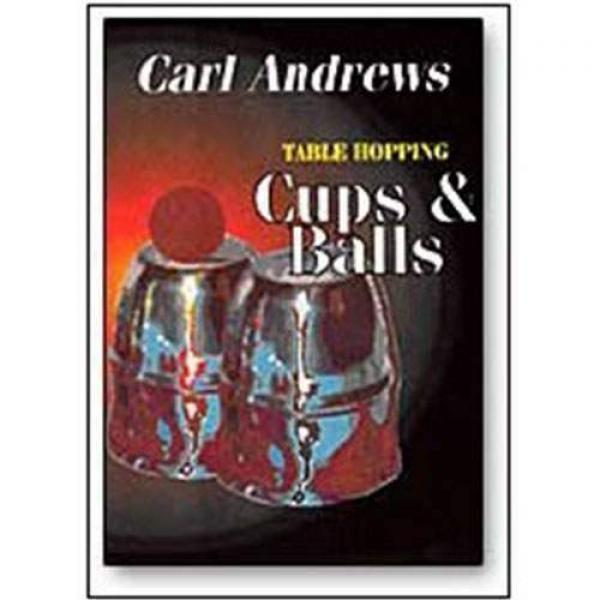 Table Hopping Cups and Balls with Carl Andrews (DV...