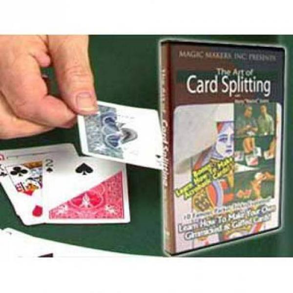 "The Art of Card Splitting - Marty ""Martini"" Grams"