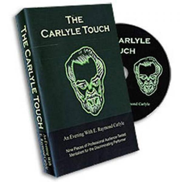 The Carlyle Touch - DVD