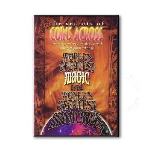 Coins Across (World's Greatest Magic) - DVD