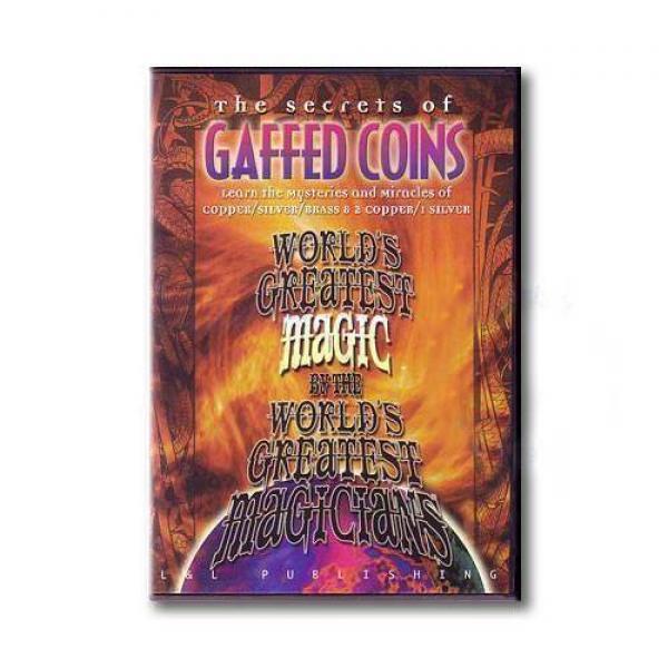Gaffed Coins (World's Greatest Magic) - DVD